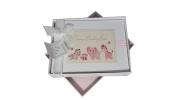 White Cotton Cards Nanny's Boasting Book Photo Album Toys Range