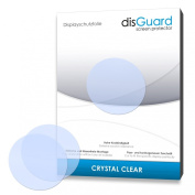 2 x disGuard Crystal Clear Screen Protector for Garmin Forerunner 220 - PREMIUM QUALITY
