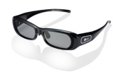 LG Active 3D Glasses (Black) For Use With LG PZ950, PZ970, PZ550, and PW350 3D TVs