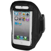 King of Flash High Quality Sports Strong Soft Padded Armband Case Cover for iPhone 5, iPod Touch 5