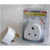 India to UK Travel Tourist Adaptor Converter Mains Plug