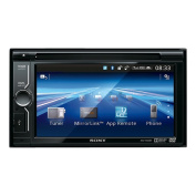 Sony Car CD/DVD Multimedia System with Built In Bluetooth, USB and Mirror Link