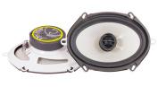 Bass Face SPL57.1 500W 13cm x 18cm Coaxial Car Speakers Pair
