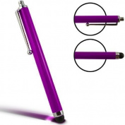 Cellmod Purple Capacitive Resistive Touchscreen Stylus Pen Suitable For Apple Ipad / Ipad 2 3 3G Tablet PC