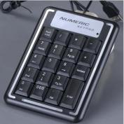 Laptop USB 19 Keys Keypad Numeric Keyboard Numpad