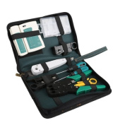 Vktech 11 in 1 Professional Network Computer Maintenance Repair Tool Kit Toolbox
