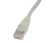 World of Data® 50m Network Cable - High Quality / CAT5e (enhanced) / RJ45 / Ethernet / Patch / LAN / Router / Modem / 10/100
