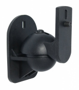 Speaker brackets wall mount fit Logitech Z906, surround sound 5 pcs