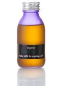 Organic Baby Bath & Massage Oil