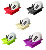 High Quality Plastic Dish Drainer Plate and Cutlery Rack Holder Easy To Clean Easy To Assemble