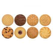 Gift Republic Biscuit Beer Mat Style Coasters