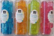Bello - 18 Reusable Ice Cubes - Assorted Colours Sent At Random