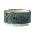 Steelite Craft Taster Dip Pot Blue 6.5cm | Pinch Pot, Dip Bowl, Dipping Bowl, Sauce Bowl, Condiment Bowl