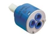 SEDAL 40mm Replacement Ceramic Disc Cartridge E-40 AZ DS Bath Basin Sink
