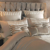 "Kylie Minogue At Home "" Lucette "" Praline Bedding Housewife Pillowcase"