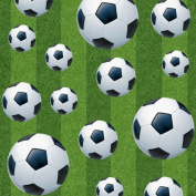 Creative Party Plastic Football Table Cover