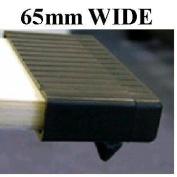 Plastic bed slat holder. Slatt end cap for wood/metal bed 65MM