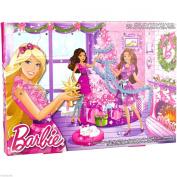 2014 Mattel Barbie Doll Official Christmas Gift Advent Calendar