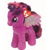 Official My Little Unicorn Twilight Sparkle Super Soft Plush Toy - 18cm