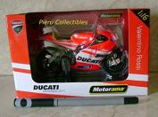 1/16 Ducati - Valentino Rosi MOTO GP