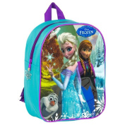 New Disney Frozen Elsa Anna and Olaf Backpack School Bag Official Licenced