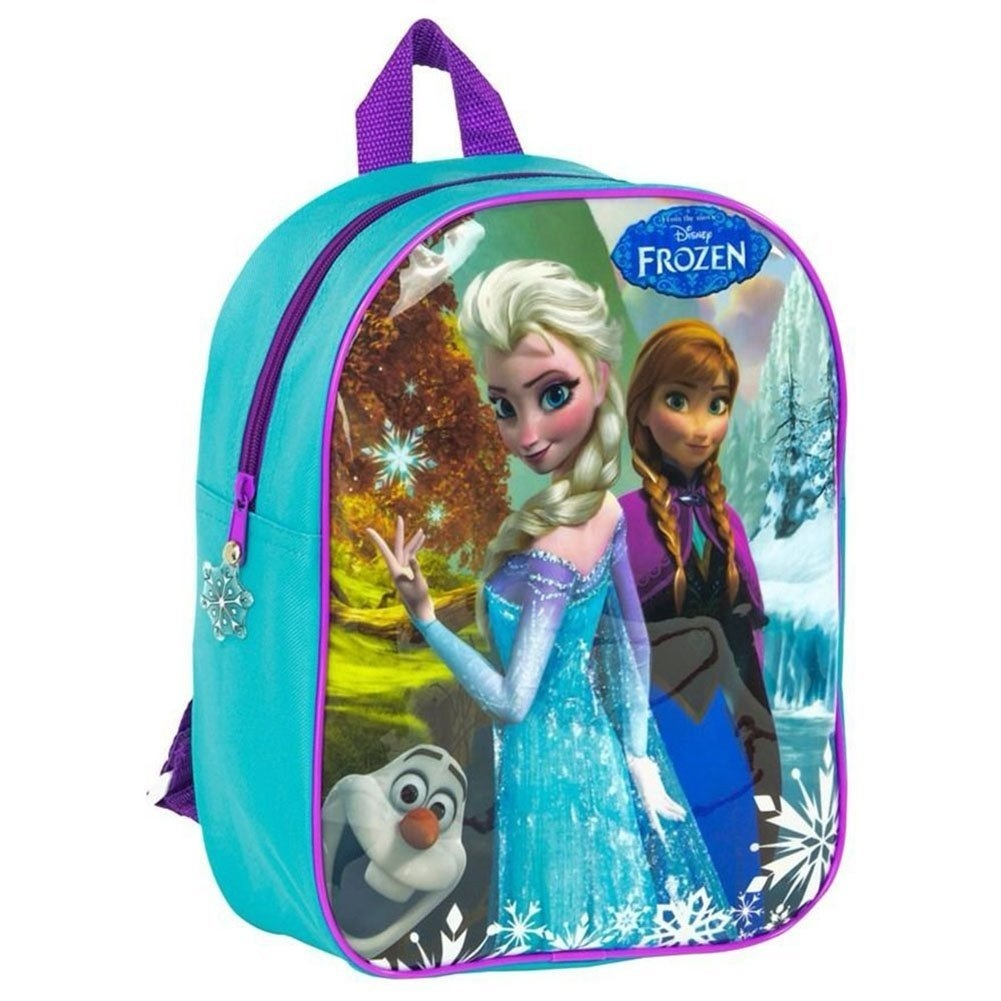 33f866105e9 New Disney Frozen Elsa Anna and Olaf Backpack School Bag Official Licenced  by Disney Frozen - Shop Online for Toys in the United States