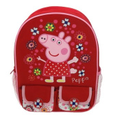 Peppa Pig Tropical Paradise Twin Pocket Backpack