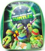 Teenage Mutant Ninja Turtles Children's Mini Backpack with The Pose Design, Green BIO-BP300812TNT