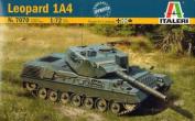 Leopard 1A4 - 1:72 Scale - Model Kit