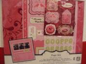 Lovey Dovey Page Kit