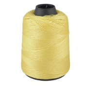 Water & Wood Yellow Cotton Sewing Thread Reel Line Reels Spool for Tailor
