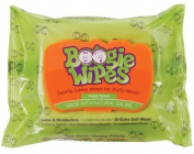Boogie Wipes Saline Wipes, Gentle, for Stuffy Noses, Fresh Scent 30 Count