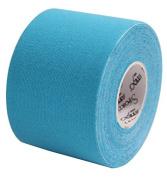 "Sports Tex ""Kinesiology Tape"", 5cm X 5M, BLUE, Single Roll "" Made in Korea"" Tape"