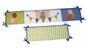 Disney Dumbo Traditional Padded Bumper, Blue