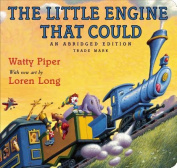 The Little Engine That Could, [Board book]