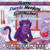 Harry Purple Monkey Dishwasher