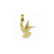 Top 10 Jewellery Gift 14k Hummingbird Pendant
