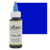 Royal Blue Premium Food Colour Gel, 60mls by Chef Alan Tetreault