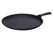Lodge - L9OG3 27cm Cast Iron Round Griddle Pan