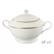La Luna Collection Bone China Souptureen w/ Lid