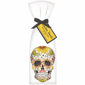 Day of the Dead Skull Towel Set