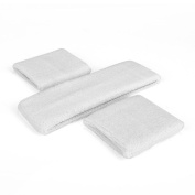 GOGO Thick Solid Colour Sweatband Set