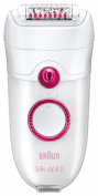 Braun Silk-épil 5 5185 Young Beauty epilator - With <br />Comfort System and fully washable<br />