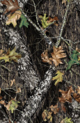 Springs Creative 110cm Wide Cotton Cut Fabric, 2-Yard, Mossy Oak Camouflage Brown
