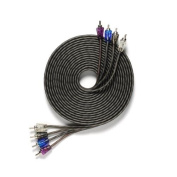 Bravo View AC4000-17 (BV) - 4-Channel Twisted-Pair Car Audio Cable