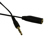 Fullink 3.5mm Male to Female Stereo Audio Headphone Extension Cable 7.6m