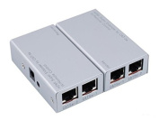 Cable Leader HDMI Extender over Cat5e or Cat6 Cables Extend Up to 60 metres with IR Control