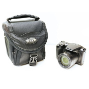 Torkia Fitted Case for Canon PowerShot SX400 IS Digital Camera