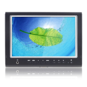 Lilliput 18cm 664/O LED Monitor HDMI 1280x 800 IPS Field DSLR for Canon EOS 5DII 7D