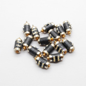 10PCS 4 Wire 2 Phase dc micro stepper motor DC 3-5V Mini stepper motor stepping motor Dia 6mm Height 11mm